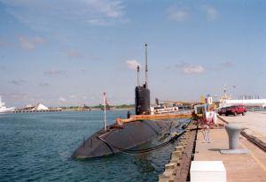 HMS Turbulent S87