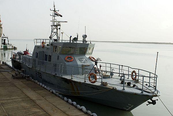 Iraqi Patrol Boat