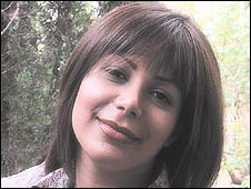 Neda Soltani was slain in the government crackdown on protesors.