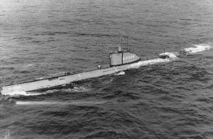Type XXI-the ancestor of the modern submarine