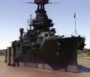 The Last Dreadnought USS Texas BB-35