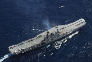 Indian Carrier INS Viraat