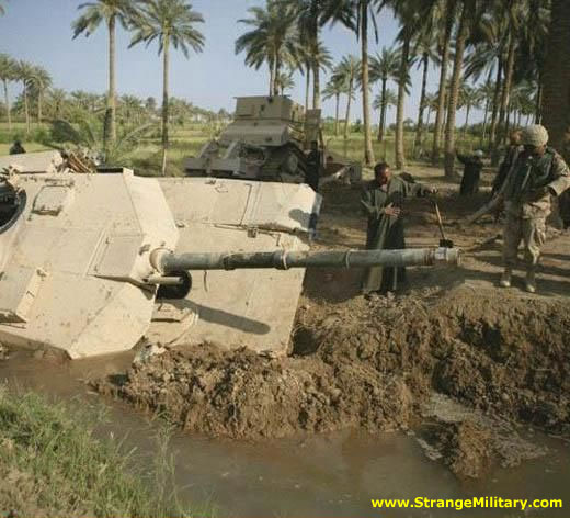 M-1 Abrams in Iraq