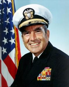 Admiral Elmo R. Zumwalt Jr.