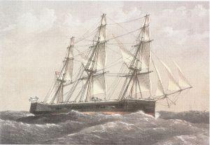 HMS Captain 1869
