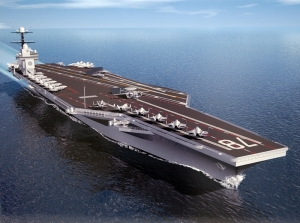 CVN-78 Gerald R. Ford class aircraft carrier