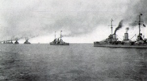 Dreadnoughts of the German High Seas Fleet-1917.