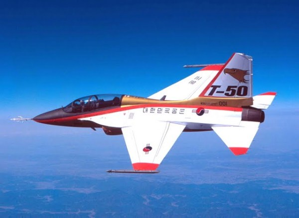 T-50 Golden Eagle, courtesy of Kobus.