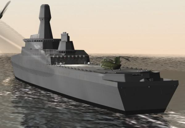 Future Surface Combatant by LordJedcjt via Photobucket