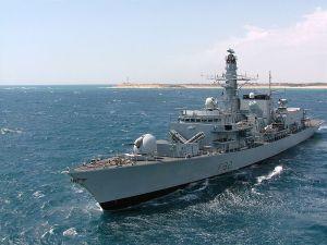 Duke class Type 23 frigate HMS Somerset (F82)