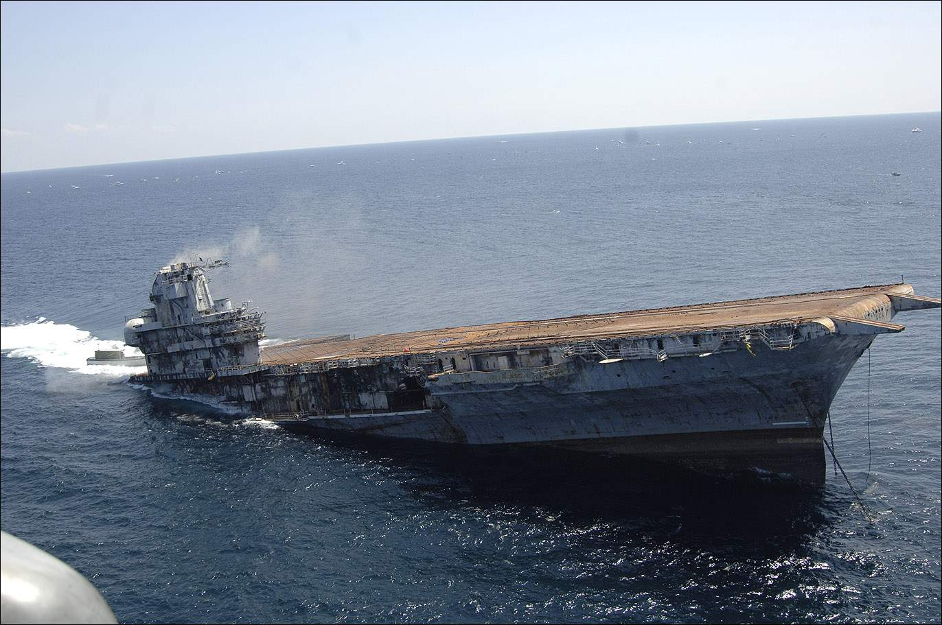 America's Carrier Fleet Cited as Vulnerable | New Wars