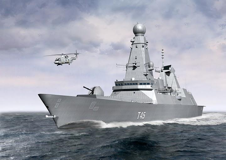 type 45 new wars
