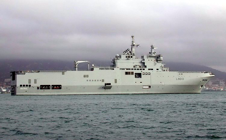 mistral class helicopter carriers. France#39;s Mistral.